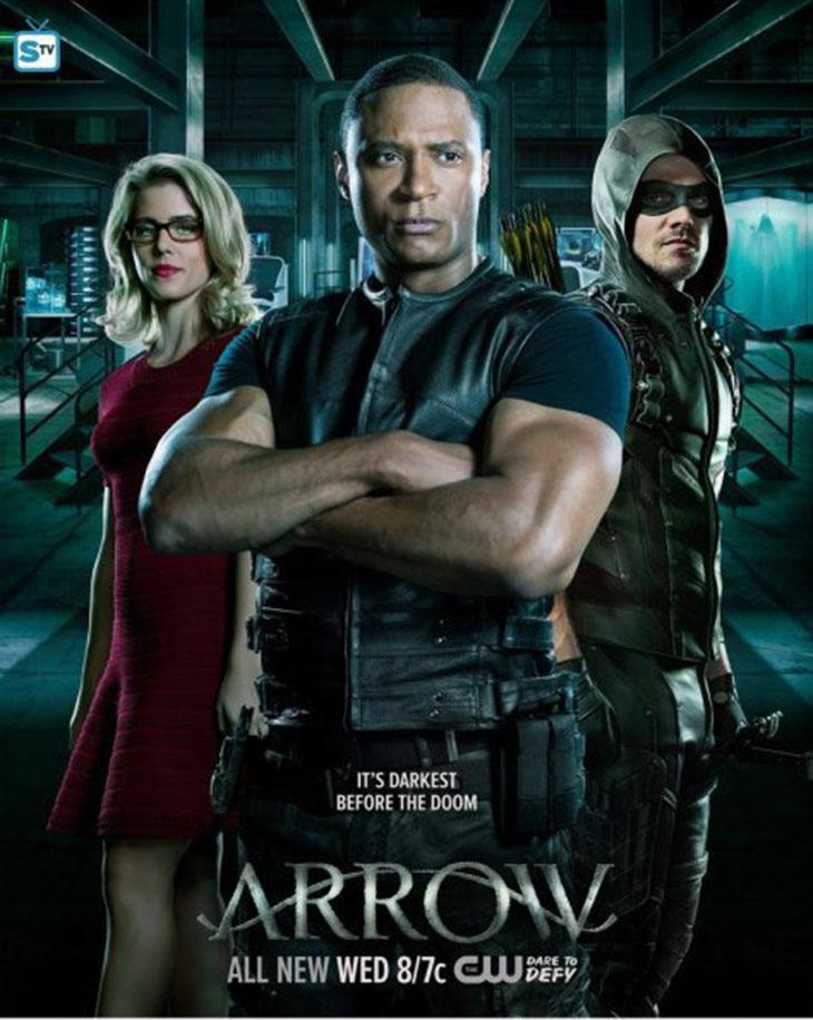 Póster de Arrow