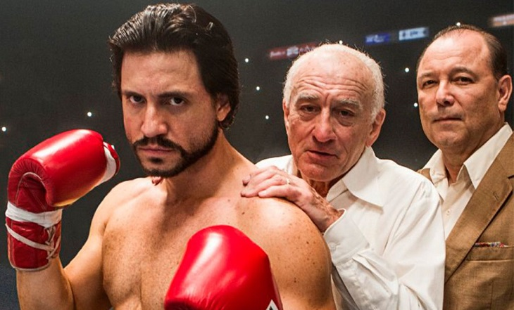 'Hands of stone'