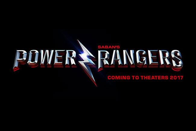 Power Rangers Logo destacada