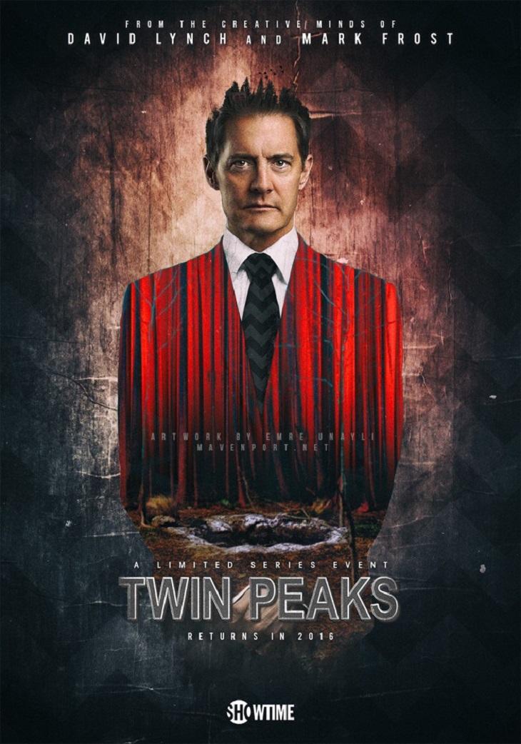 Vuelve 'Twin Peaks'