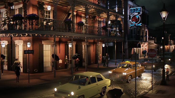 Mafia III calles