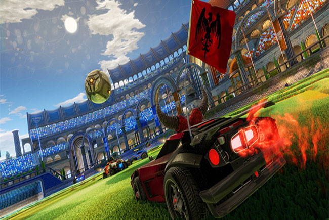 Rocket League destacada