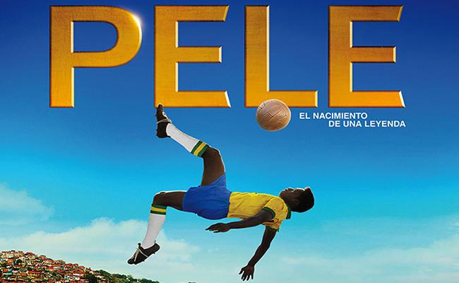 Póster de Pelé: el nacimiento de una leyenda destacada