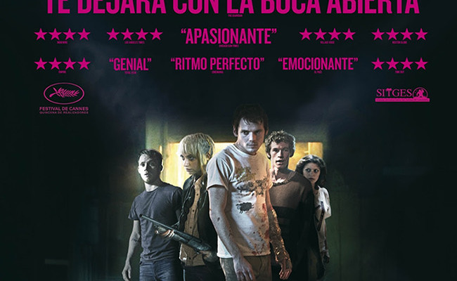 Cartel de Green Room destacada