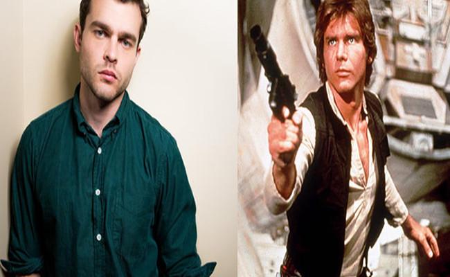 Alden Ehrenreich será el joven Han Solo destacada