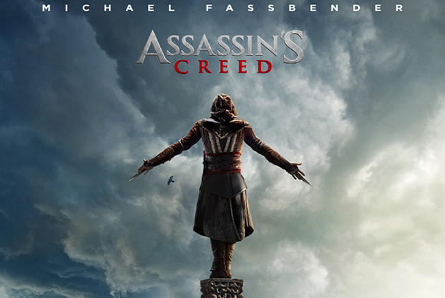 Póster de Assasin`s Creed destacada