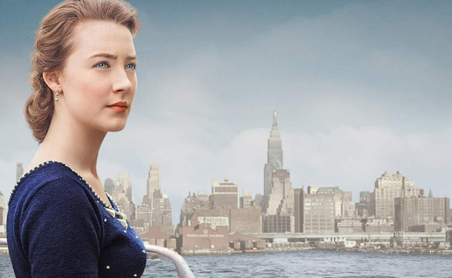 'Brooklyn' 3 veces nominada a los Oscar, en alquiler y venta digital el 17 de junio y en DVD y Blu-ray el 29 de junio