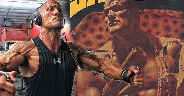 Dwayne Johnson ¡será Doc Savage!