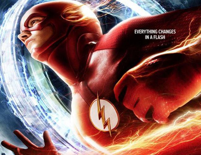 The Flash póster de Invincible destacada