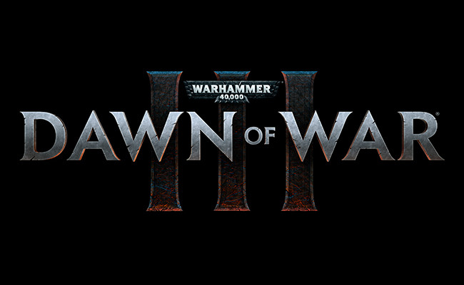 Dawn of War III logo