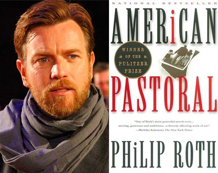 Ewan McGregor adapta 'American Pastoral'