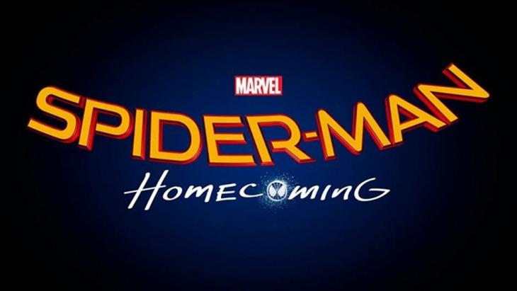 Logo de Spider-Man Homecoming