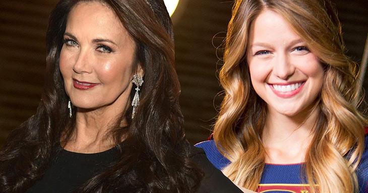Lynda Carter estará en la segunda de 'Supergirl'