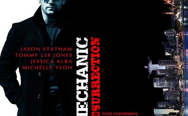 Póster de Mechanic: Resurrection destacada