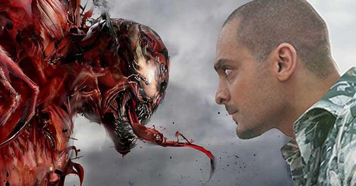 Michael Mando como carnage en Spider-Man Homecoming