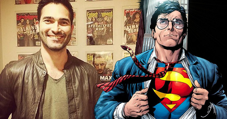 Tyler Hoechlin será Superman