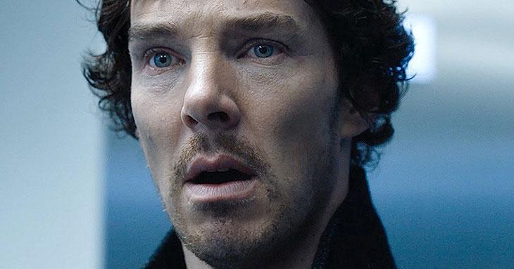 Un fotograma de Sherlock