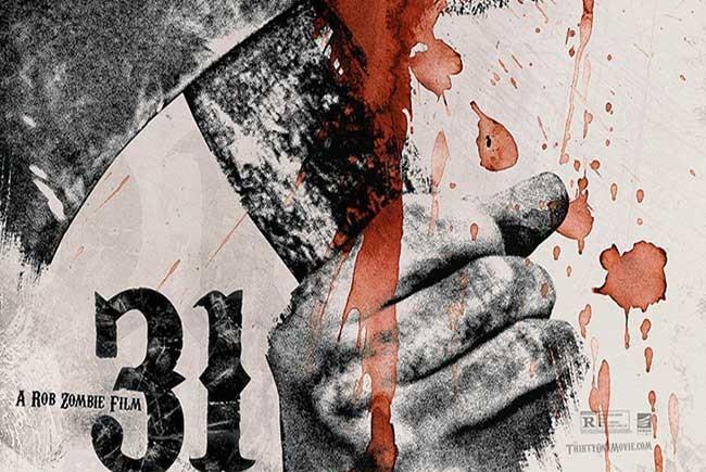 Nuevo póster de 31, de Rob Zombie destacada