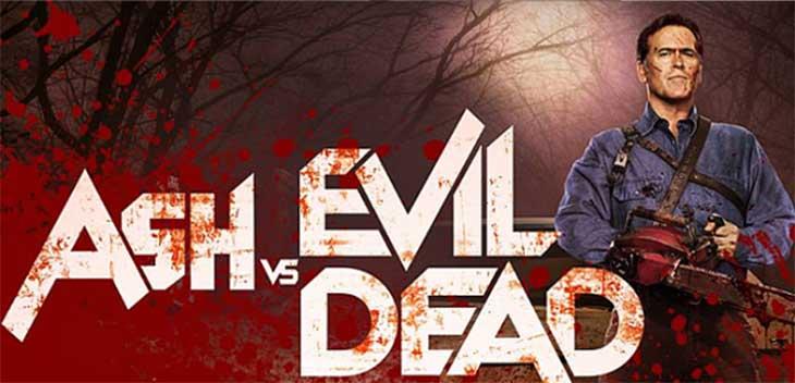 Una imagen de Ash vs Evil Dead
