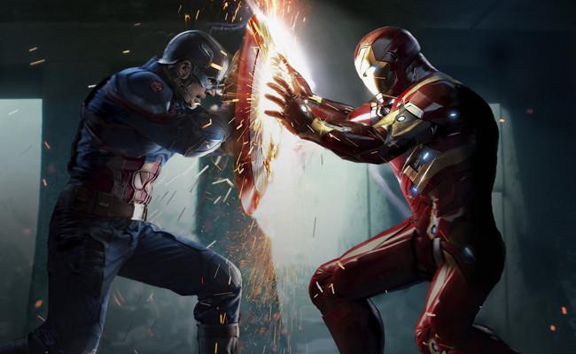 'Capitán américa: civil war', llega el mayor éxito de taquilla de Marvel de este año en alta definición