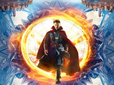 Póster Doctor Strange de Marvel destacada