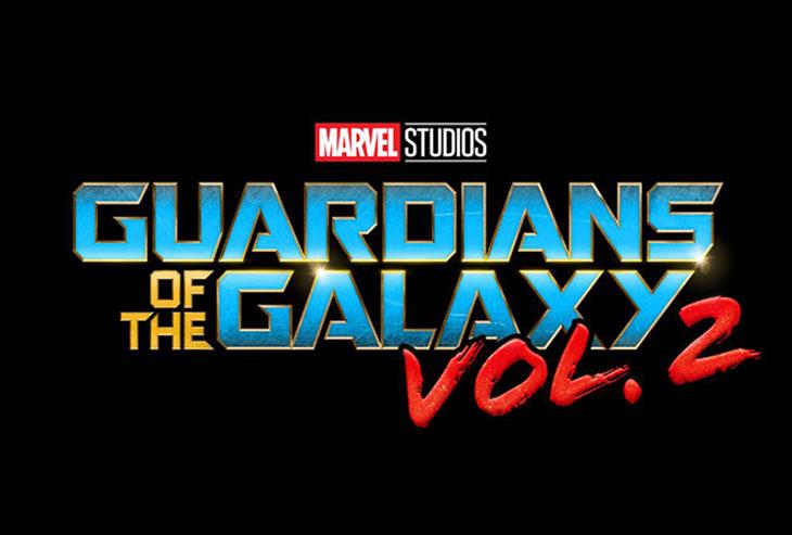 Logo Guardians of the Galaxy 2 de Marvel
