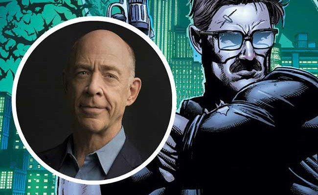 J.K. Simmons habla de su James Gordon destacada