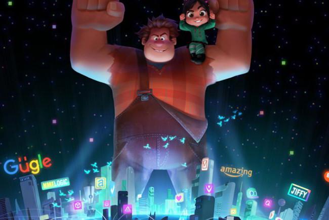 '¡Rompe Ralph!' regresa a la gran pantalla de la mano de walt disney animation studios
