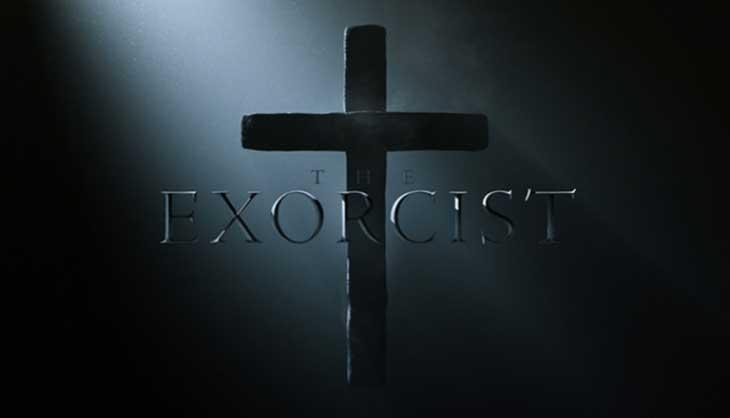 Logo de El Exorcista: la serie