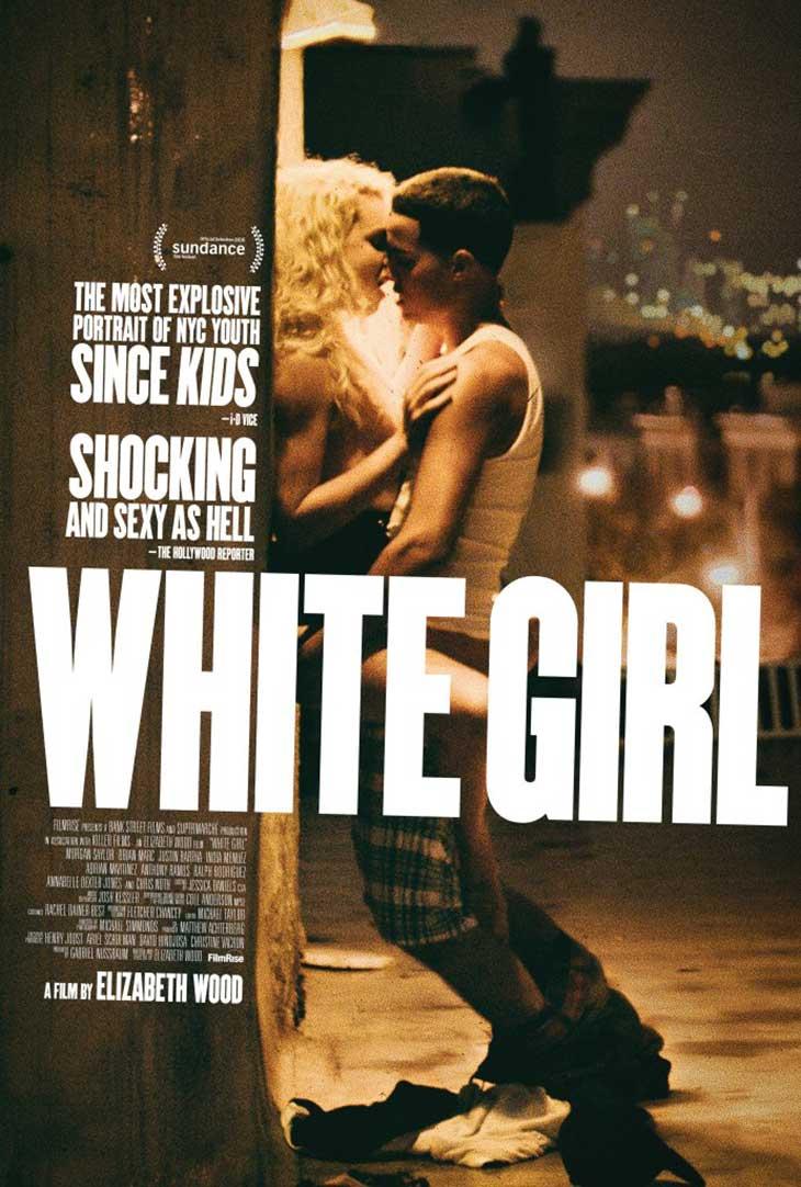 Póster de White Girl