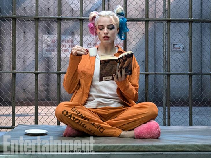 Margot Robbie da vida a Harley Quinn