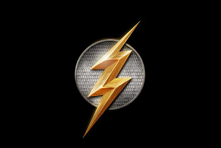 Justice League Logo Flash