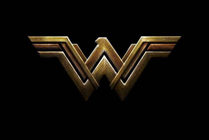 Justice League logo Wonder Woman