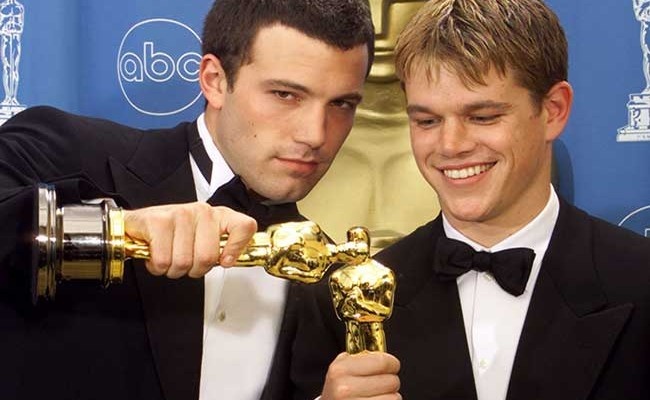 Matt Damon y Ben Affleck destacada