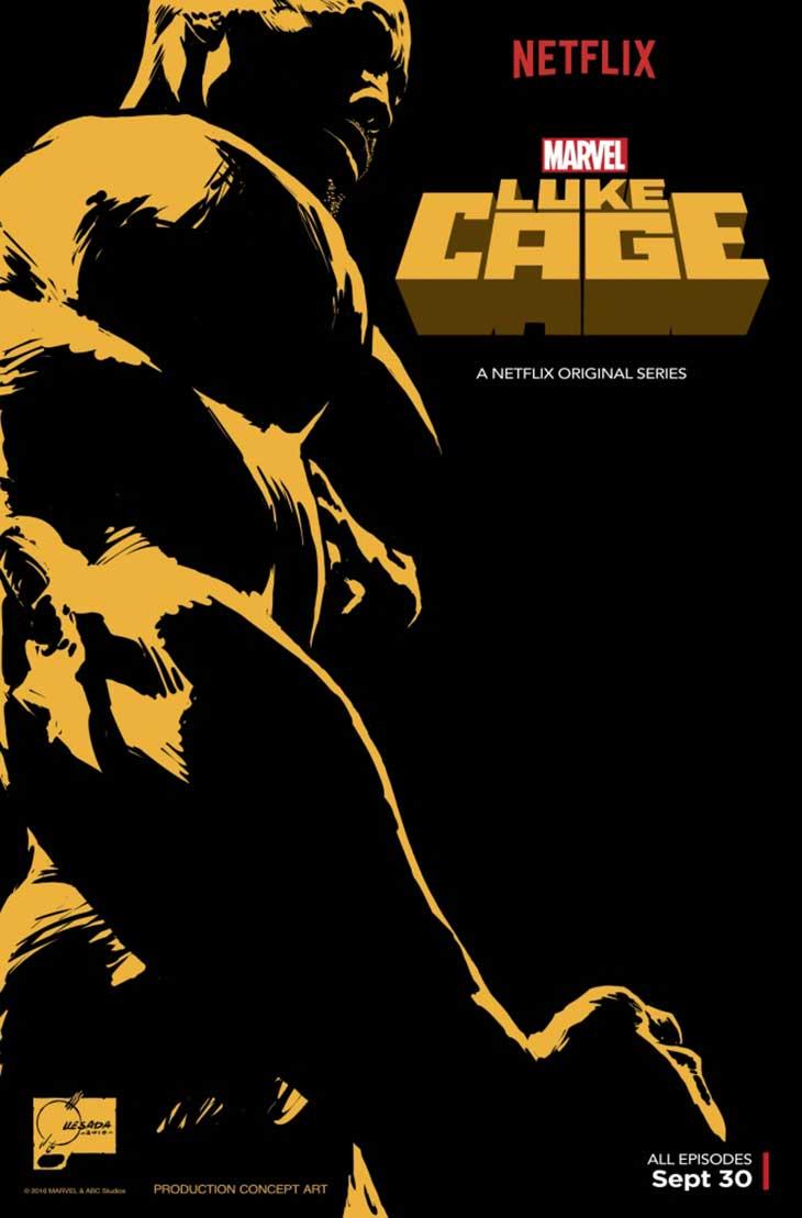 Póster de Luke Cage