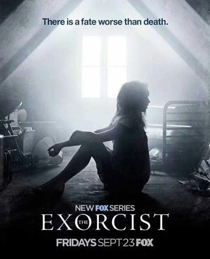Nuevo póster de 'El Exorcista: la serie'