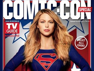 Portadas de TV Guide para la Comic-Con destacada
