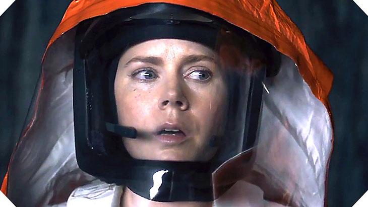 Amy Adams en Arrival