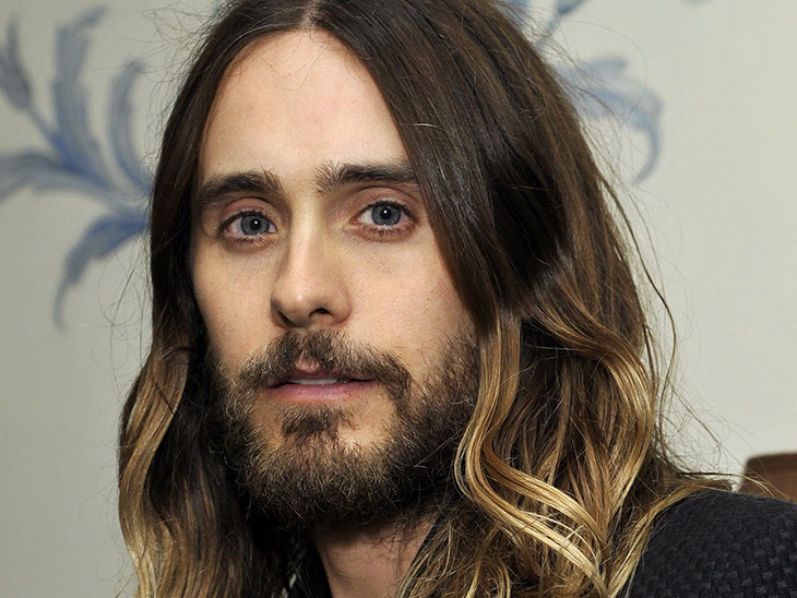 El actor Jared Leto