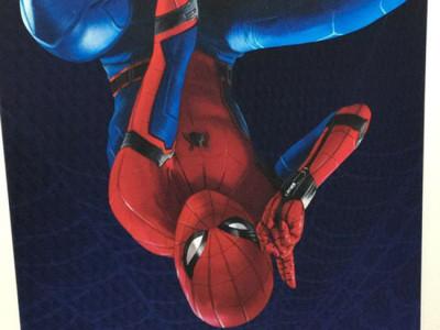 Spider-Man Homecoming poster destacada