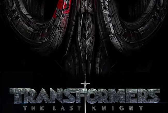 'Transformers: The Last Knight' destacada