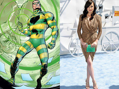 Ashley Rickards, nueva villana en 'The Flash' destacada