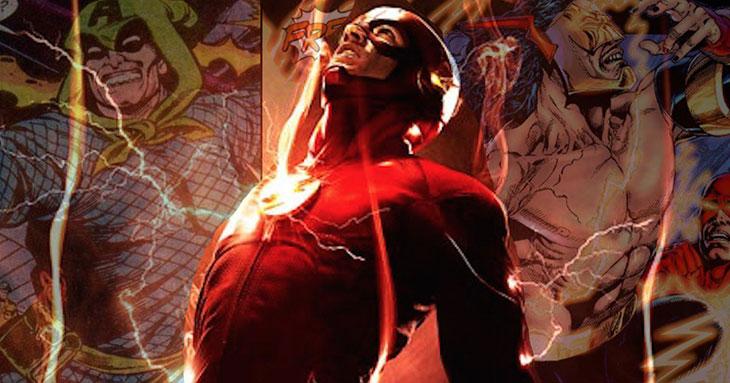 Los villanos de la tercera temporada de The Flash