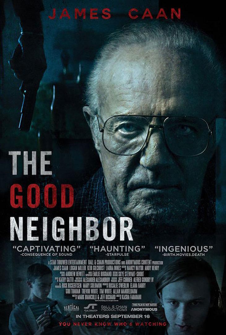 Póster de The good neighbor