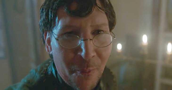 Marilyn Manson protagoniza el nuevo tráiler de 'Salem'