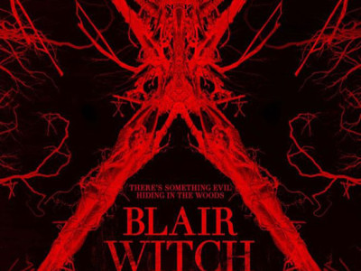 Nuevo póster de Blair Witch destacada