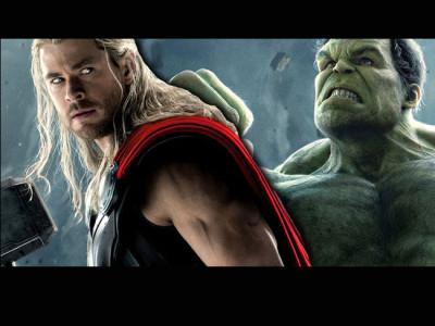 Thor y Hulk destacada