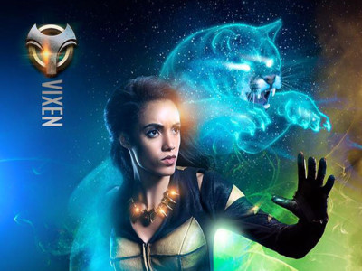 Póster de Vixen en Legends of tomorrow destacada