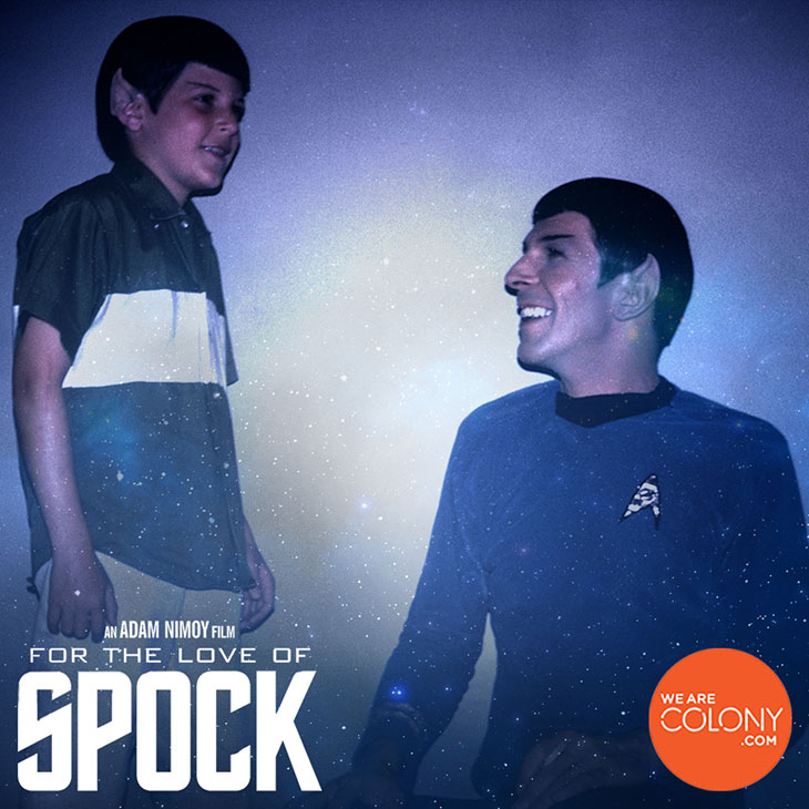 Imagen promocional de For the love of Spock