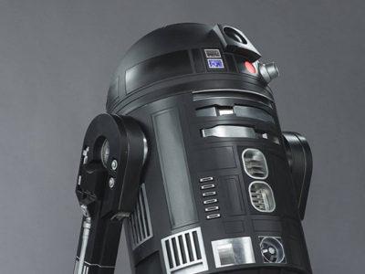 El Droide imperial C2-B5 destacada